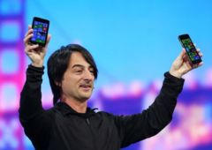 joe belfiore windows phone iphone