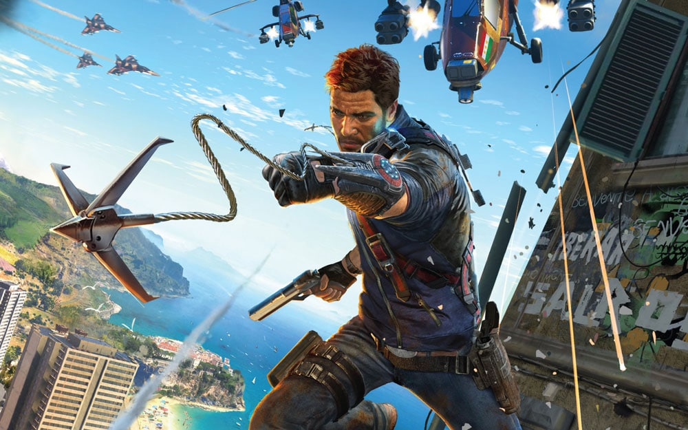 just cause 3 piratage