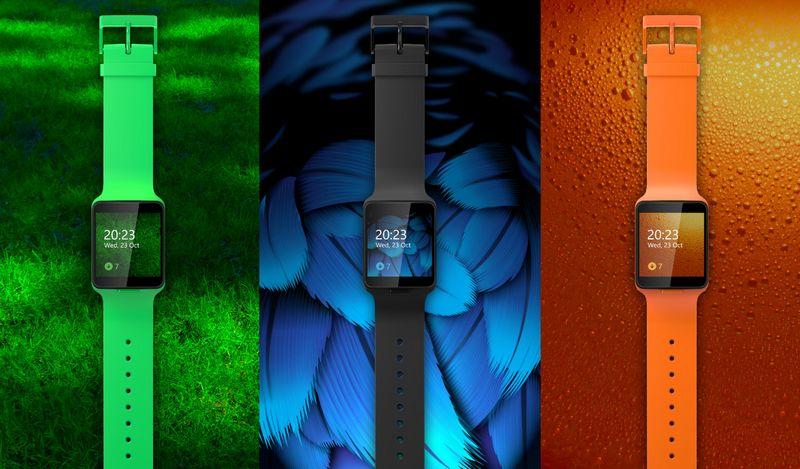 Nokia montre connectee