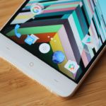 one plus x bouton tactile