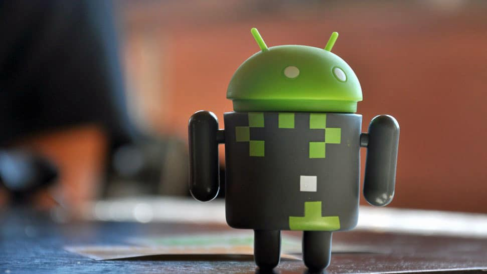 options developpeurs android