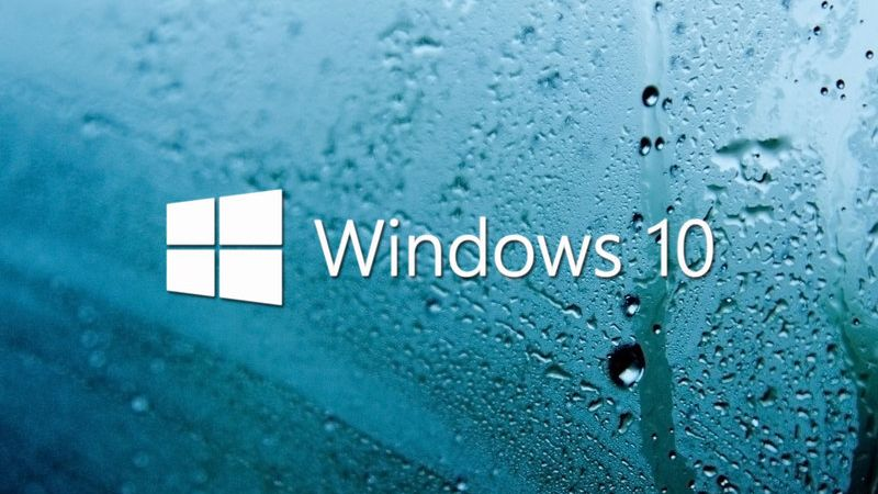 part marche windows 10