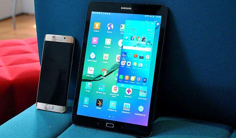 samsung smartphones tablettes