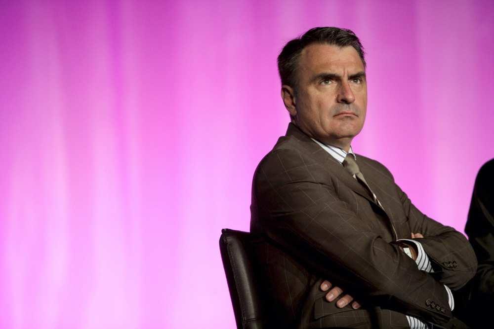 Michel Paulin, futur président du réseau SFR