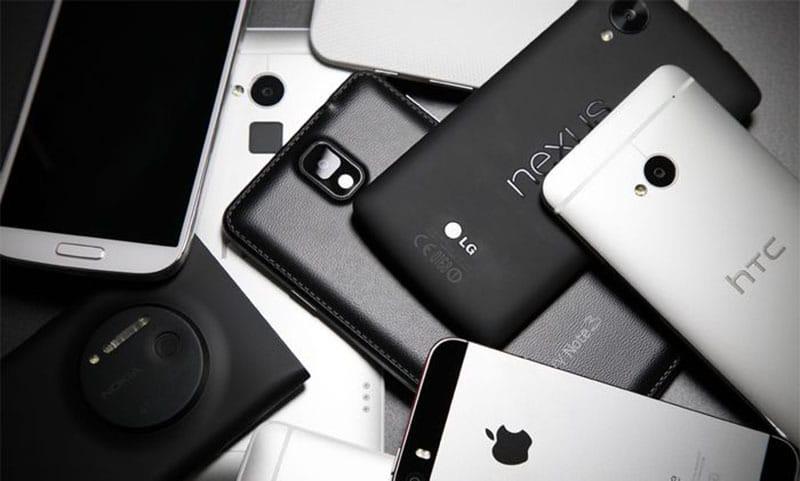 smartphone parfait
