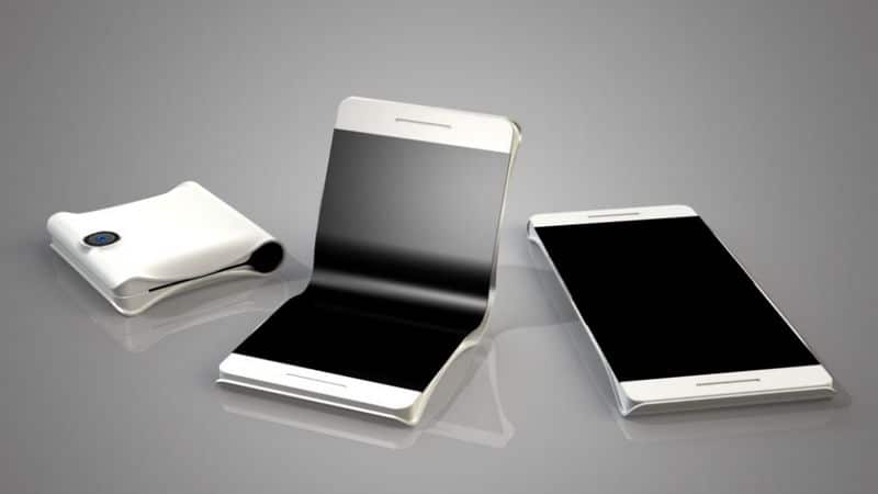 smartphone pliant project valley