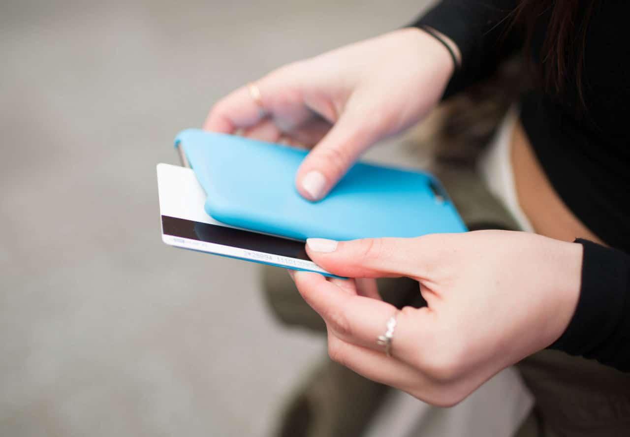Smartphone porte-monnaie
