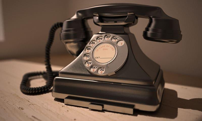 smartphone telephoner fini