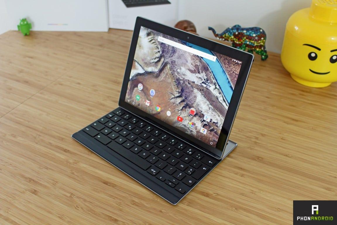 Test Google Pixel C : la meilleure tablette Android