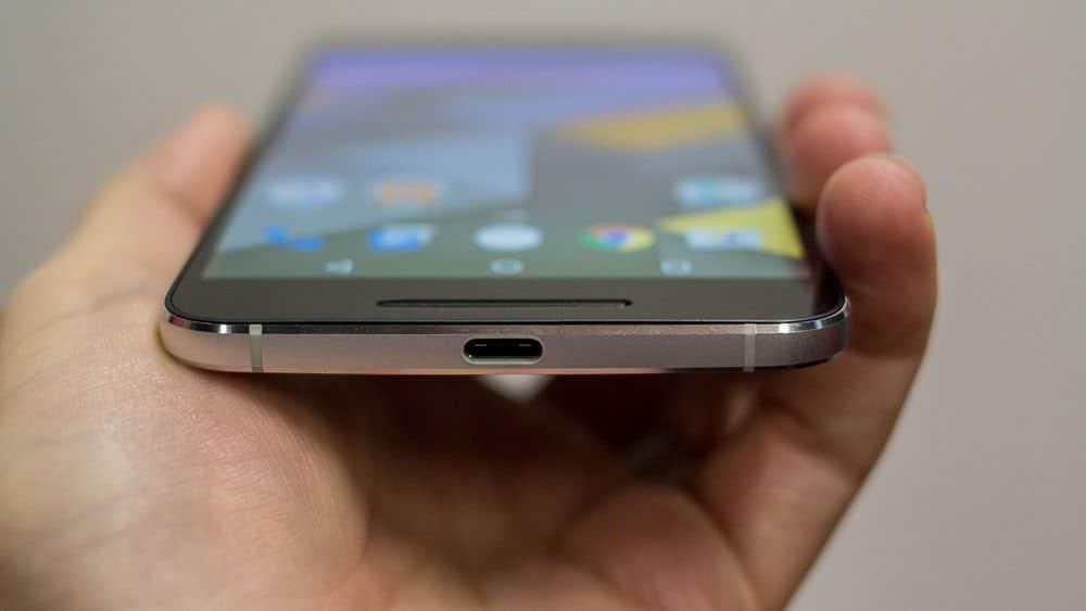 USB Nexus 6P