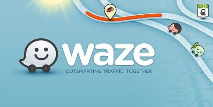 waze 4 navigation gps android