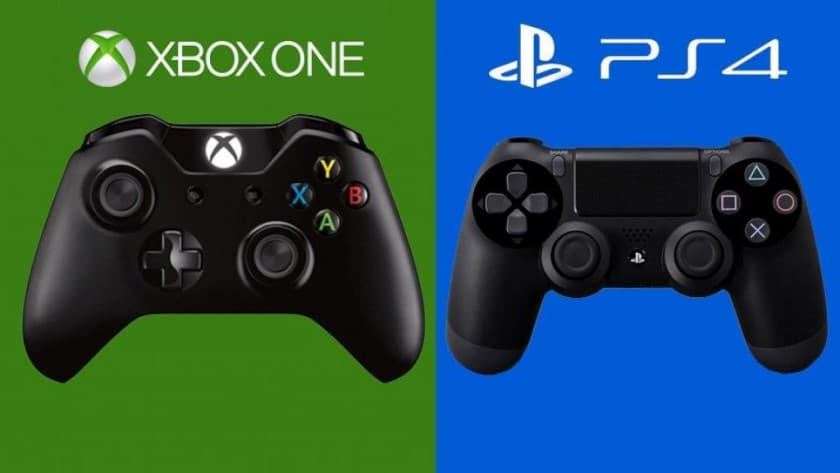 xbox one vs ps4 sony microsoft noel