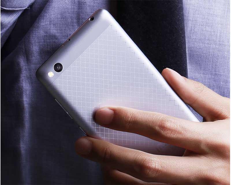 Xiaomi Redmi 3 officiel : l'iPhone 6 avec batterie de 4100 mAh à 100 euros