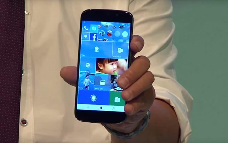 Acer microsoft partenariat