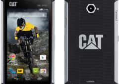 Cat S50 dos face