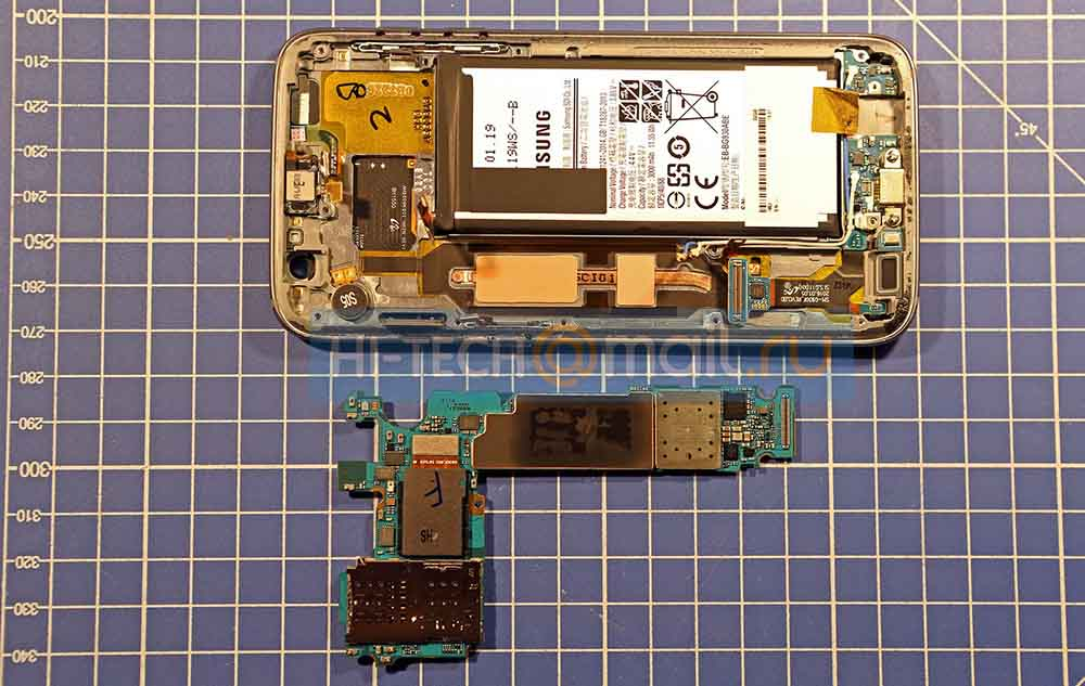 Galaxy-S7-demontage-refroidissement