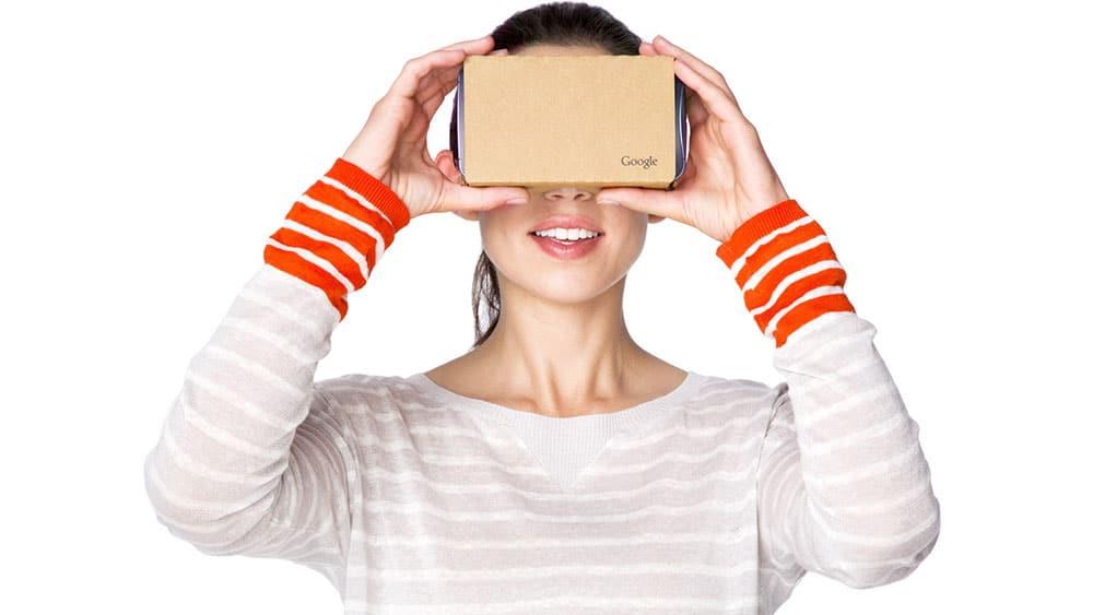 Google travaille sur un nouveau casque de VR