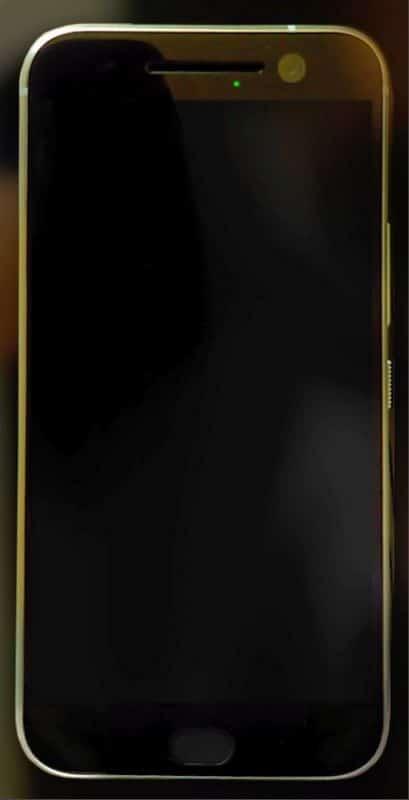 HTC One M10 photo