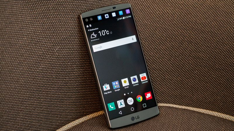 lg g5 sa batterie amovible confirm e en image. Black Bedroom Furniture Sets. Home Design Ideas
