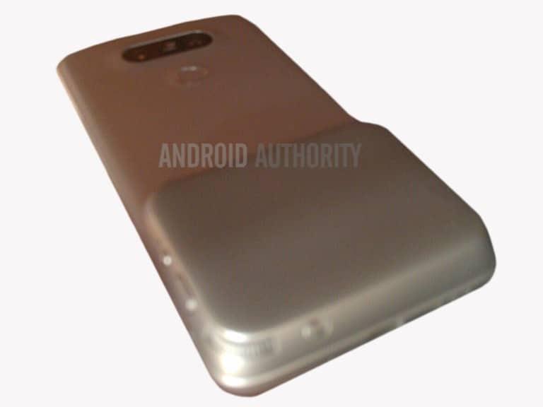 LG G5 connecteur magique