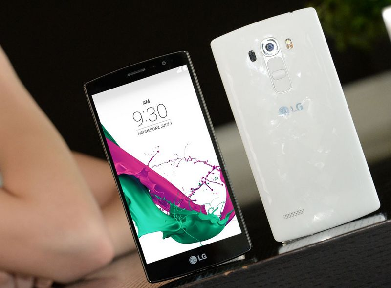 LG G4s (ou G4 Beat)