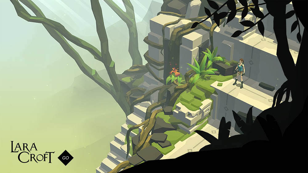 Lara Croft GO en vente flash sur le Play Store