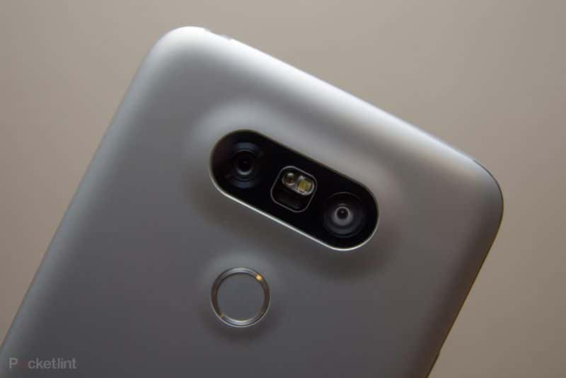 LG G5 appareil photo