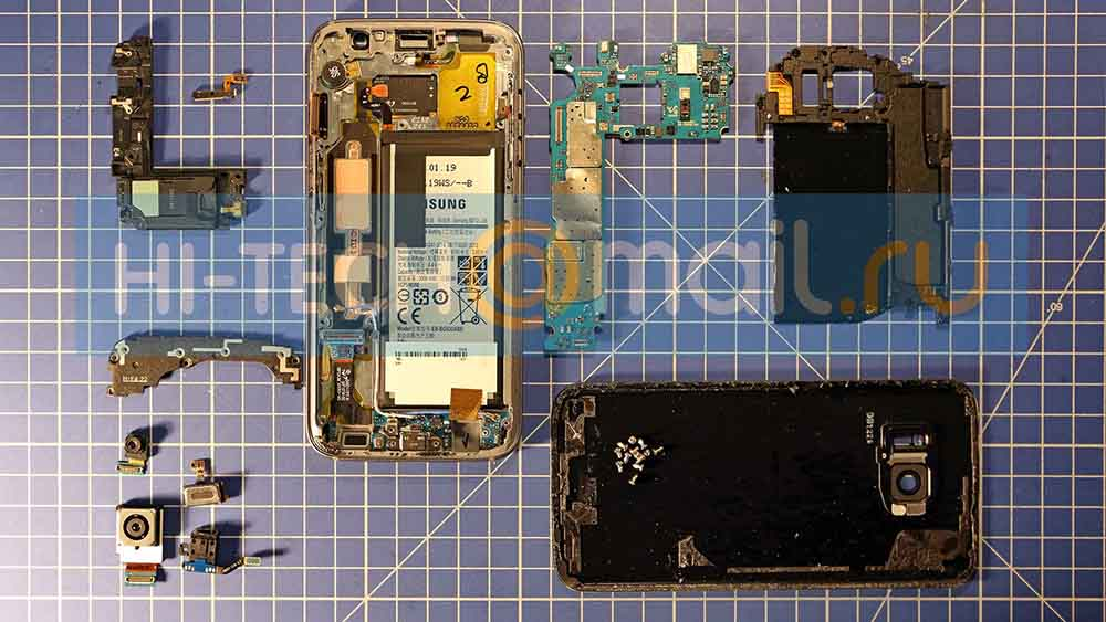 Samsung-Galaxy-S7-demontage-entier