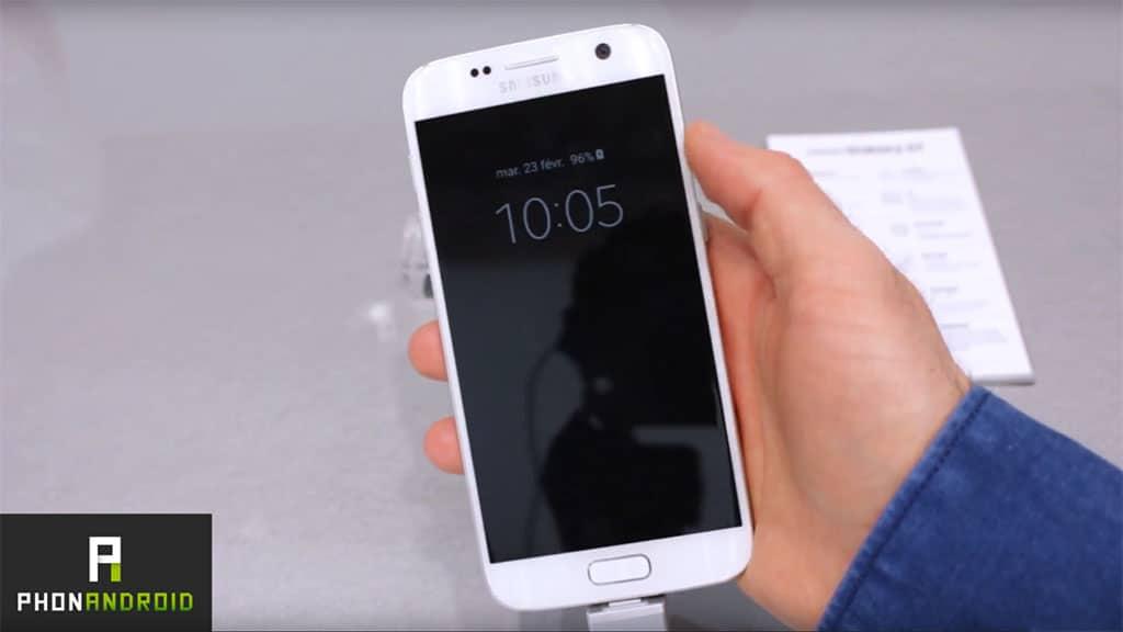 Galaxy S7 Always On