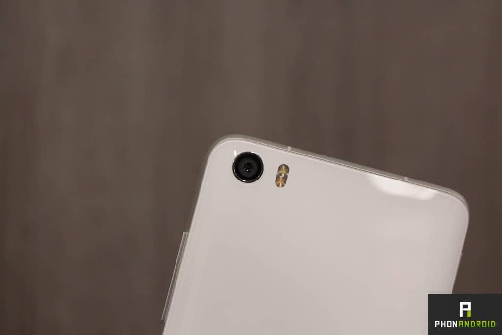 Xiaomi Mi5 capteur arrière