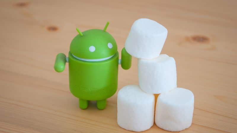android 6 marshmallow explorateur fichiers