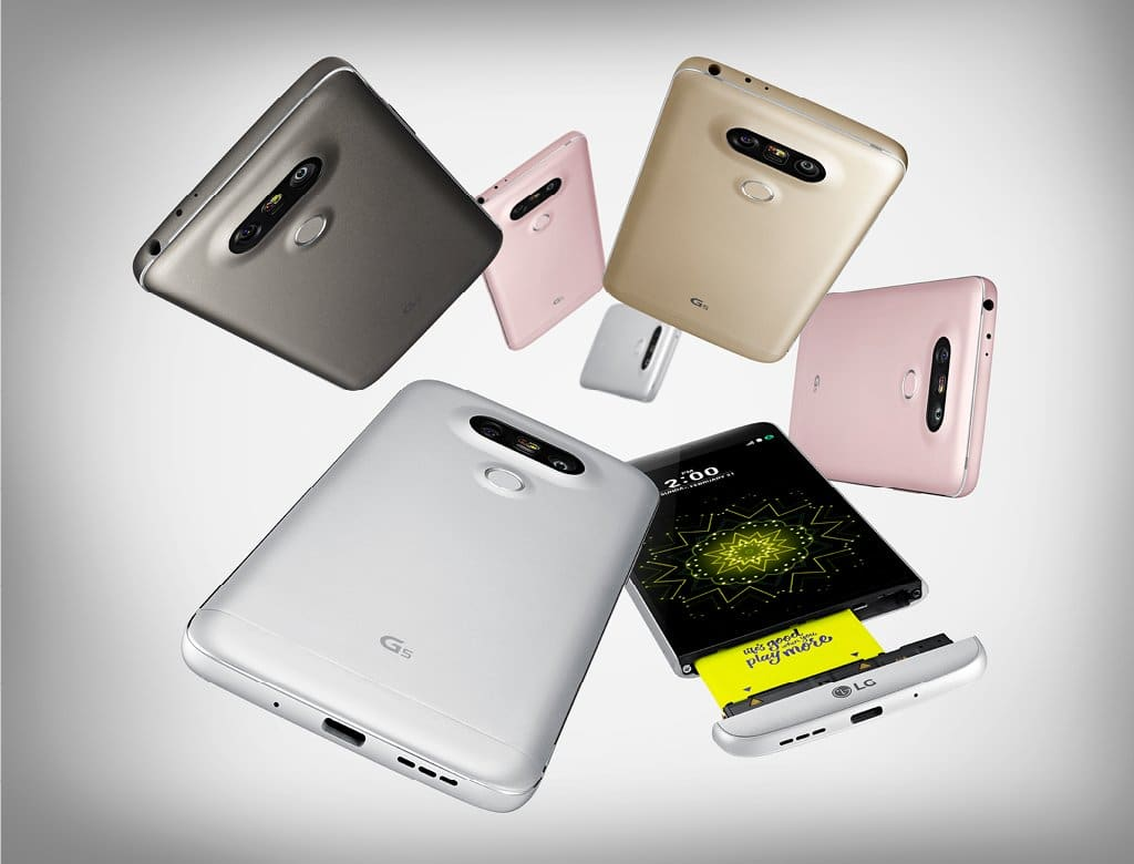 appareil photo LG G5