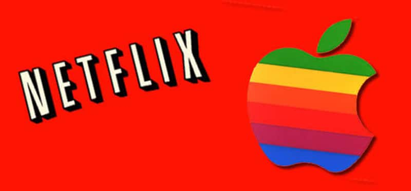 netflix apple series tv