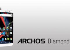 archos diamond 2 Note