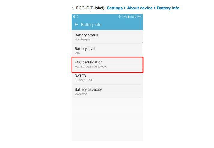 batterie galaxy S7 Edge
