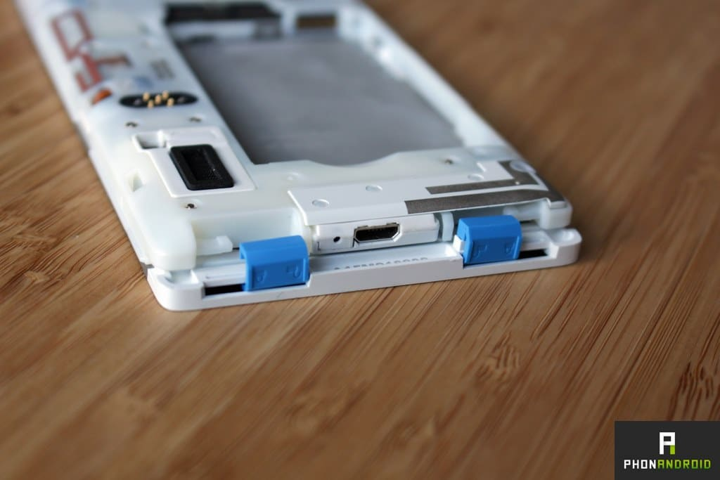 fairphone 2 amovible