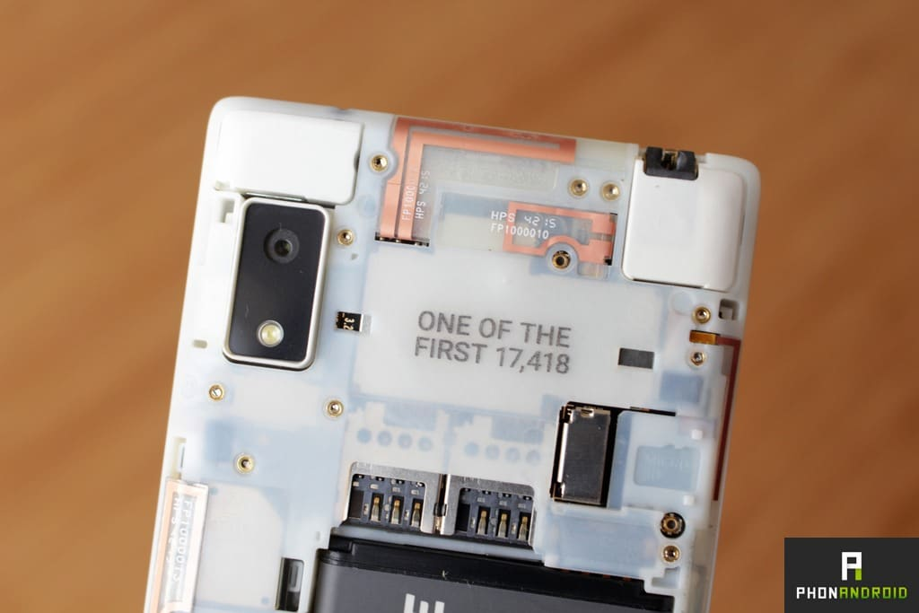 fairphone 2 demonte