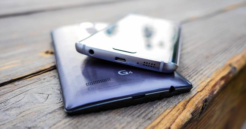 Galaxy S7 LG G5