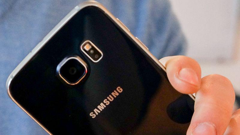 Galaxy S7 appareil photo