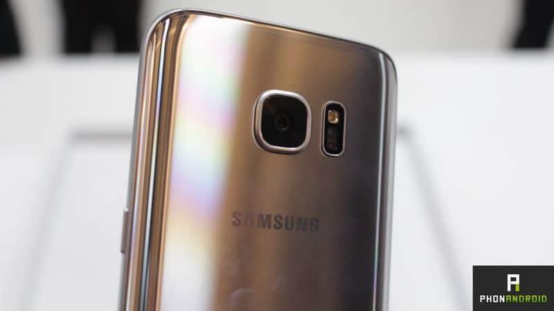Galaxy S7 autofocus