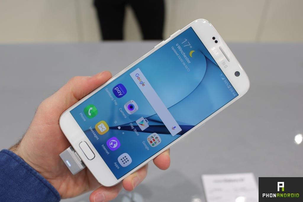 Galaxy S7 Live Photos
