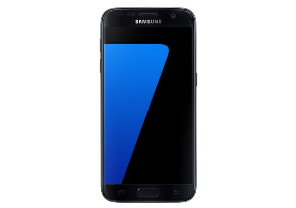 Galaxy S7 noir