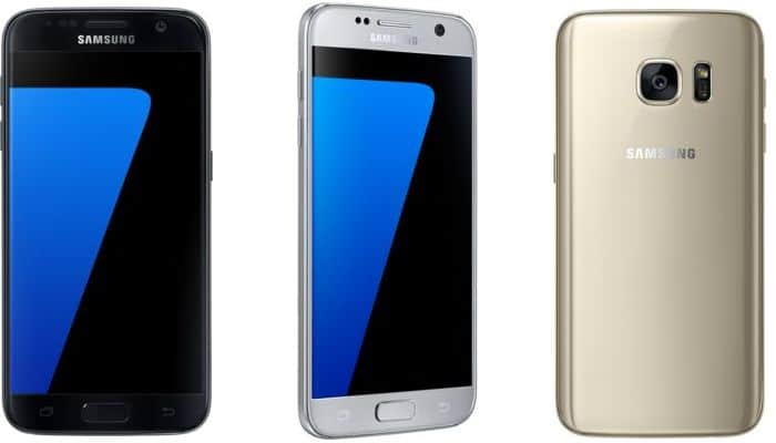 Galaxy S7 officiel
