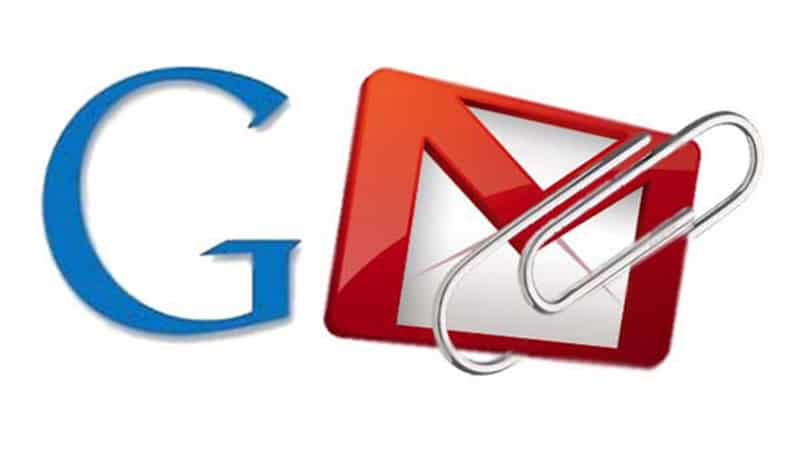 gmail piece jointe