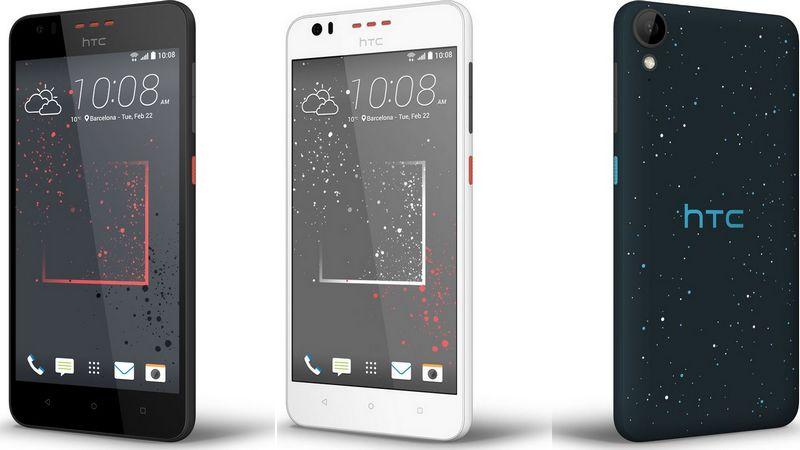 HTC desire MWC