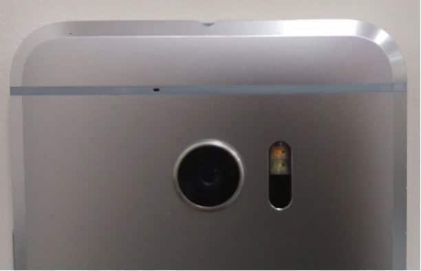 HTC One M10 camera