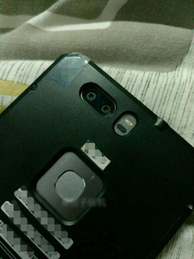 Huawei P9 capteur photo