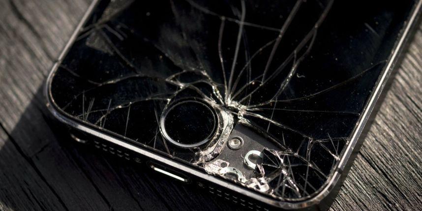 iphone casse reprise