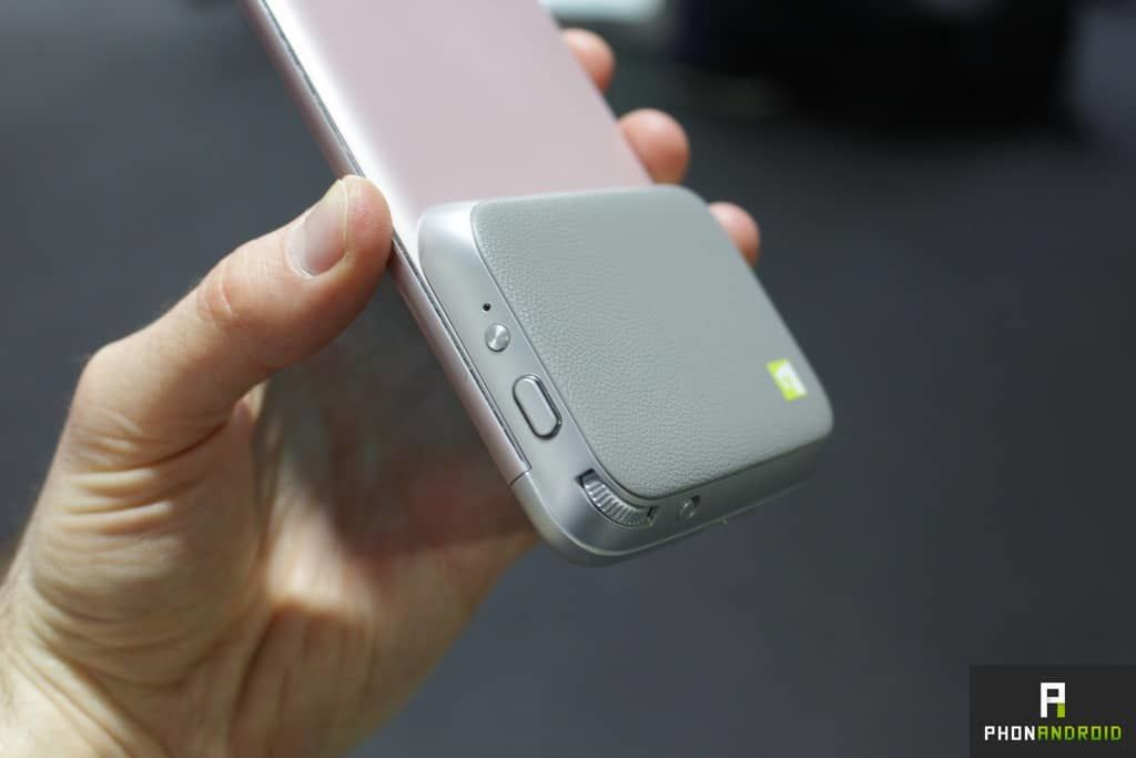 LG G5 module Cam Plus