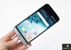 LG G5 face avant